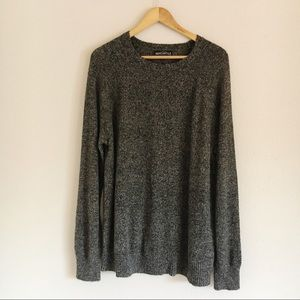 J. Crew Mercantile Crewneck Sweater in Wool Blend